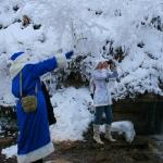 Что делает Дед-мороз после Нового года?