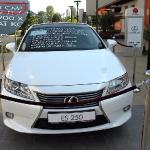 Экономичный Lexus