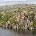 Озеро на сопке