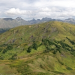На перевале Аишха