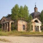 Церковь в д. Лопотово