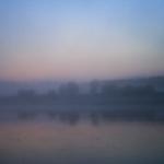Восход в тумане