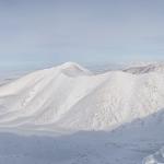 Гряда гор севернее Пайэра