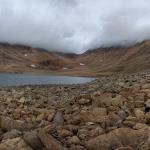 Озеро у перевала