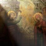 Фреска Покровского собора
