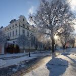 Зима на Арбате