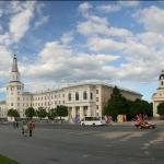 Панорама. Площадь Республики